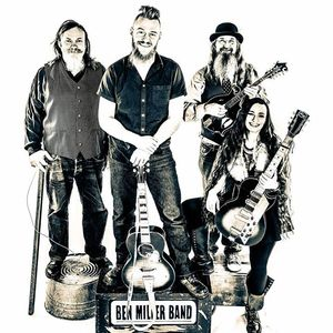 The Ben Miller Band De Bosuil