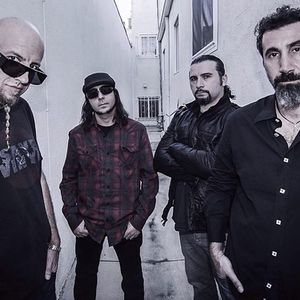 System of a Down Barclaycard Arena