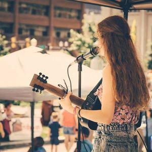 Hanna Paige Music Swarthmore Farmers Market
