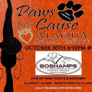 Paws for a Cause Abbeville