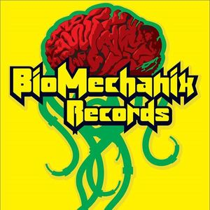 BioMechanix Records Brazil POWER BASS FESTIVAL @ DR3X LIVE