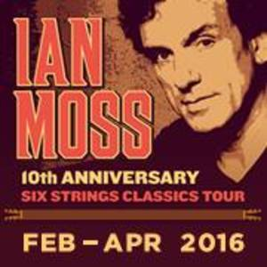 Ian Moss King Tuts Wah Wah Hut
