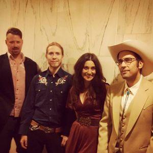 Elizabeth Ghandour & The Heighburners Icehouse MPLS