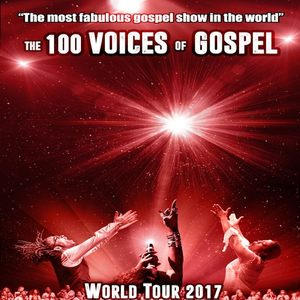 The 100 Voices of Gospel - Gospel pour 100 Voix Chambery