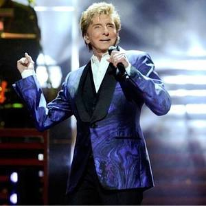 Barry Manilow Manchester Arena