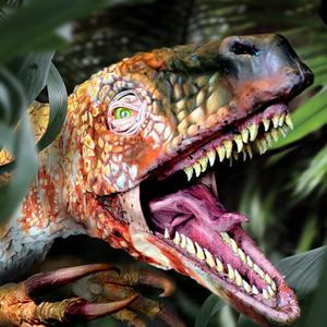 Erth's Dinosaur Zoo Imabari