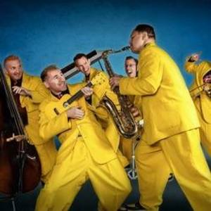 The Jive Aces Admiral Theatre