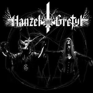 Hanzel und Gretyl Backstage Halle