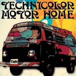 Technicolor Motor Home Rams Head On Stage