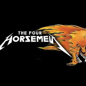 Banda The Four Horsemen - Metallica Cover Jack Pub