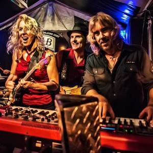 Laurie Morvan Band Rhythm Room 8:00 pm