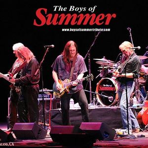 The Boys of Summer-A Tribute To The Eagles Jackson Rancheria Casino Presents The Music Of The Eagles Featuring THE BOYS OF SUMMER