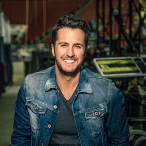 Luke Bryan Ford Field