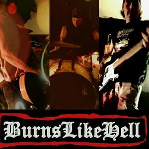 Burns Like Hell Black Sheep