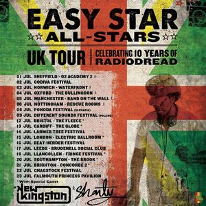 Easy Star All-Stars Electric Ballroom