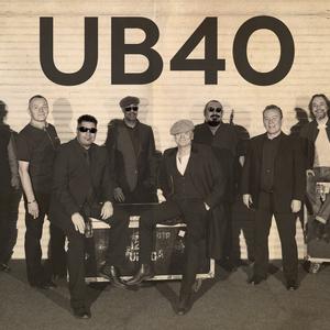 UB40 Rock City