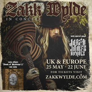 Zakk Wylde House of Blues