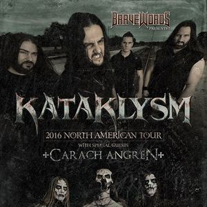 Kataklysm Rex Theater