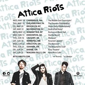 Attica Riots The Starlite Room