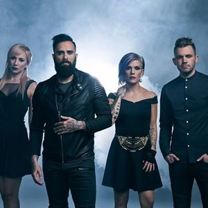 Skillet Vivint Smart Home Arena