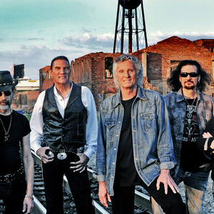 Grand Funk Railroad Lincoln Amphitheatre