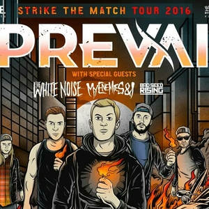 I Prevail Rex Theater