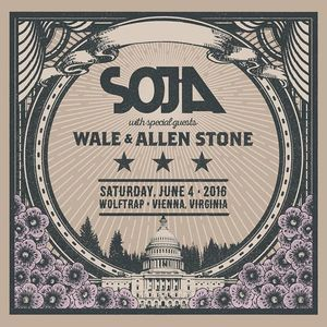 SOJA Sleep Train Amphitheatre