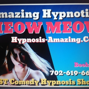 MEOW MEOW - Stage Hypnosis Show New York