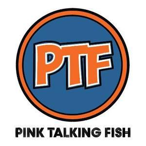 Pink Talking Fish Rex theater