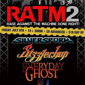 Everyday Ghost The Machine Shop