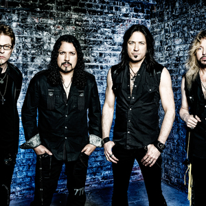 Stryper Saint Andrews Hall