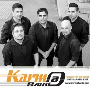 Karma Band Page Little Current