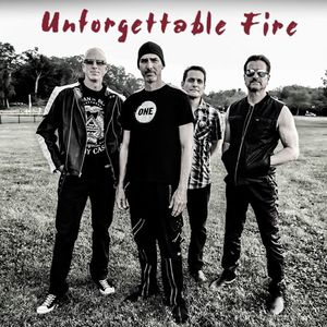 Unforgettable Fire U2 tribute band Ocean City