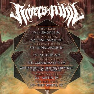 Rivers Of Nihil Beat Kitchen