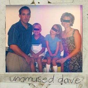 Unamused Dave The House
