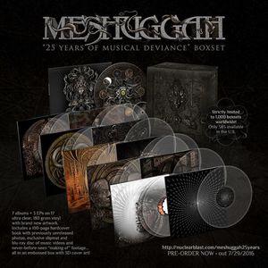 Meshuggah Mill City Nights