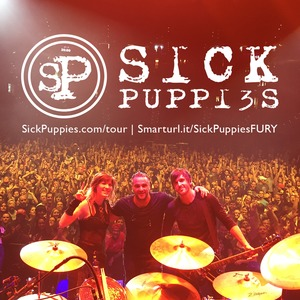 Sick Puppies Rex Theater