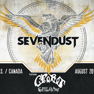 Sevendust Mill City Nights