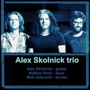 Alex Skolnick Trio Yoshi's Oakland