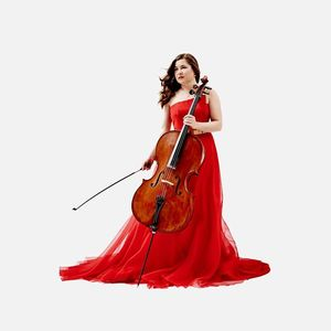 Alisa Weilerstein Bergen Performing Arts Center