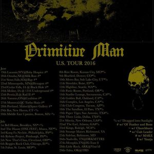 PRIMITIVE MAN Club Congress