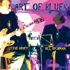 Art Of Blues Annual Venice Art Center Blues Bash - Art of Blues- Bill Buchman Steve Arvey band