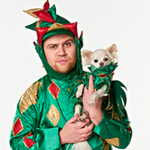 Piff the Magic Dragon Hartford Funny Bone