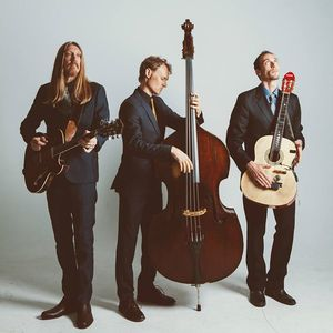 The Wood Brothers Troubadour