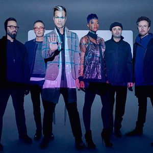 Fitz & The Tantrums Shoreline Amphitheatre