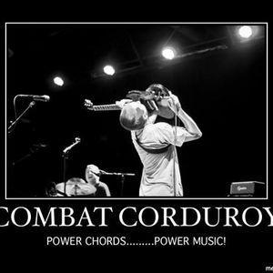 Combat Corduroy The Back Room