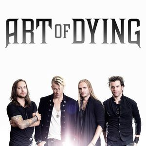 Art Of Dying The Machine Shop