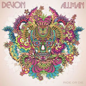 Devon Allman Nikon at Jones Beach Theater