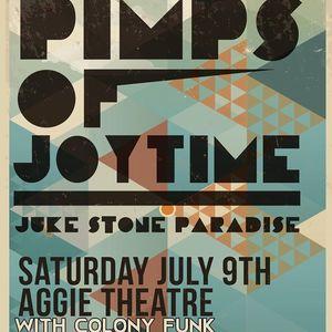 Colony Funk Aggie Theatre