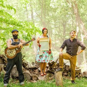 The Reverend Peyton's Big Damn Band Club Congress